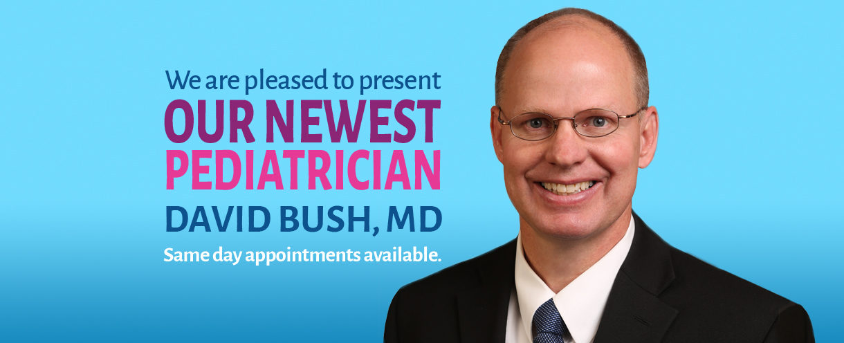 Introducing David Bush, MD